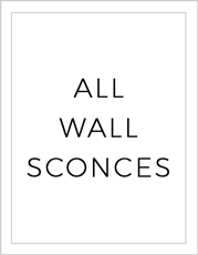 All Wall Sconces